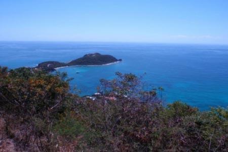 Rendezvous Point, St. John USVI